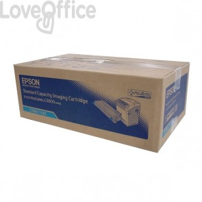Originale Epson C13S051130 Unità immagine ACUBRITE ciano