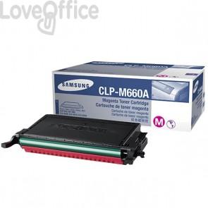 Originale Samsung CLP-M660A-ELS Toner magenta