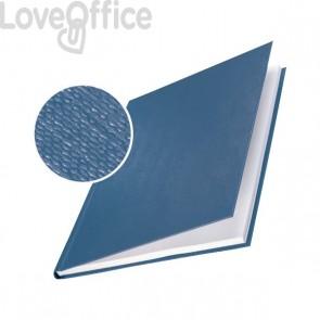 Copertine rigide Leitz - 106-140 fogli - blu marina - 73930035 (conf.10)