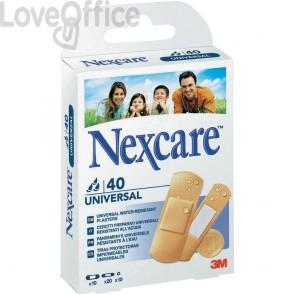 Cerotti universali Nexcare - 40 cerotti