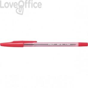 Penna a sfera BP-S Pilot - rosso - 0,7 mm - 001608 (conf.12)