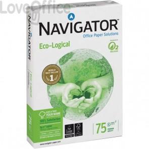 Risma carta A4 ecologica Navigator