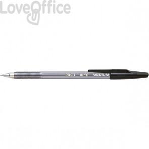 Penne a sfera BP-S Pilot - nero - 1 mm (conf.12)
