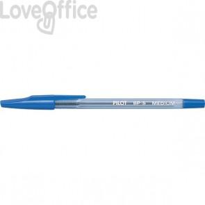 Penna a sfera BP-S Pilot - blu - 1 mm - 001631 (conf.12)