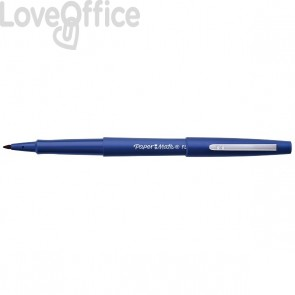 Penna con punta sintetica Flair Nylon Papermate - verde - 1 mm - S0191032/3 (conf.12)