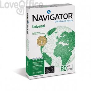 Risme carta Universal Navigator - A4 - 80 g/mq (conf.5)