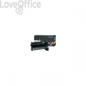 Originale Lexmark C780H1YG Toner alta resa return program giallo