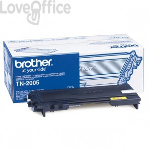Toner Brother Originale TN-2005 SERIE 2005 nero