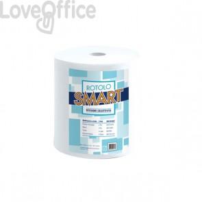 Asciugatutto Lucart - Pura cellulosa - 2 veli - 800 strappi - 200 m - 851159 (conf.2)