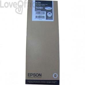 Originale Epson C13T618100 Cartuccia inkjet ink pigmentato DURABRITE ULTRA nero