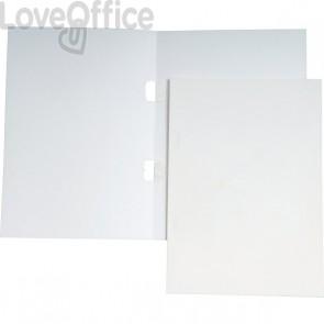 Cartelline cartoncino - preventivi - Formato 31x22 cm - bindakote 250 g/mq (conf.10)