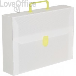 Valigetta polionda Dispaco - 53x3,5x38 cm