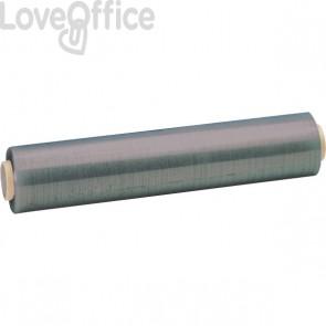Film estensibile Syrom - per uso manuale - 50 cm x 180 m - nero - 23 micron - 5700