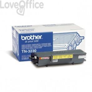 Toner Brother Originale TN-3230 SERIE 3200 nero