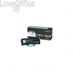 Originale Lexmark E360H11E Toner alta resa return program nero