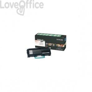 Originale Lexmark E460X11E Toner altissima resa return program nero