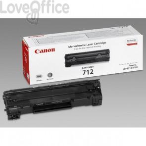 Originale Canon 1870B002 Toner CRG 712 nero