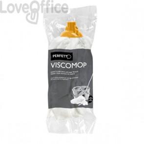Mop assorbente per pavimenti La Piacentina - viscosa - 36 cm - 160 gr - 0028C