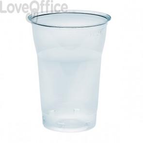 Bicchieri Diamant in plastica trasparente DOpla - 350 cc - 02815 (conf.50)