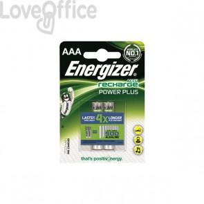 Ricaricabili Energizer - ministilo - AAA - 700 mAh - E300626500 (conf.2)