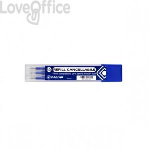Refill Osama - blu - OW 10136 B (conf.3)