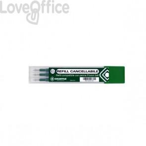 Refill Osama - verde - OW 10136 V (conf.3)