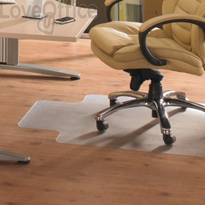 Tappeto protettivo Floortex Trasparente  FC1213017LV