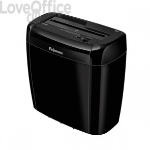 Distruggi documenti Fellowes P4 Powershred 36C - frammenti - 4x40 mm