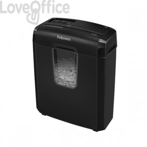 Distruggi documenti Fellowes Powershred 6C - frammenti - 4x35 mm - P-4