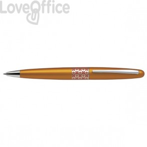 Penna sfera MR 3 Retro Pop Collection Pilot - arancio - 0,7 mm - 006474