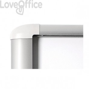 Bacheca magnetica Mastervision Bi-Office - 4xA4 - 59,6x68,8 cm - orizzontale - VT610209760