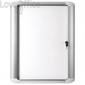 Bacheca magnetica Mastervision Bi-Office - 9xA4 - 81,6x99,5 cm - orizzontale - VT630209760