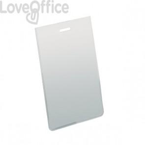 Buste portanome Durable - 60x90 mm - trasparente - 999110828 (conf.100)