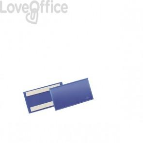 Tasca con bande adesive Durable - 150 x 67 mm - 1762-07 (conf.50)