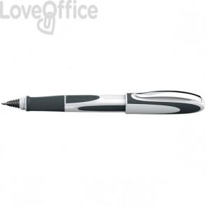 Penna stilosfera Ray Schneider - M - bianco/grigio - P187849