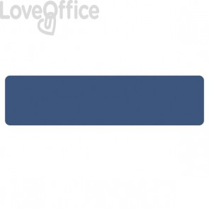 Stickers adesivi di sicurezza Tarifold - linea tratteggiata - 20x5 cm - blu - B197101 (conf.10)