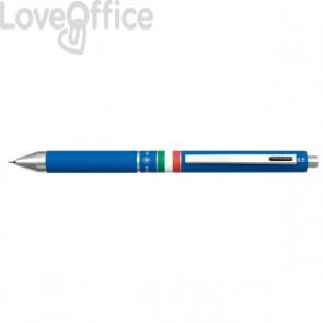 Penna 4 funzioni Quadra Osama - blu - OD 1024ITG/1 BN
