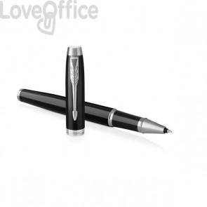 Penna roller Parker IM - nero - ink nero - F - 1931658