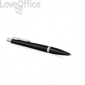 Penna sfera Parker Urban - nero lucido - ink blu - M - 1931575