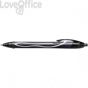 Penna Gelocity Quick Dry Bic - 0,7 mm - Nero