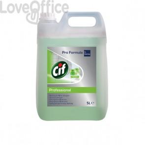 Detergente liquido Mela Verde Cif - 5 l - 100958290