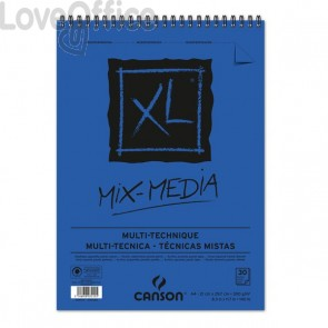 Album Mix Media carta grana media Canson - A4 - 200807215