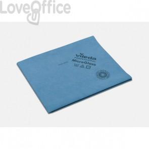 Panni in microfibra Vileda - blu - 152760 (conf.5)
