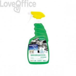 Sgrassatore ecologico superfici Sanitec - 750 ml - 3101
