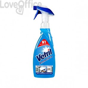 Detergente multisuperficie Vetril - con candeggina - 650 ml - M2252