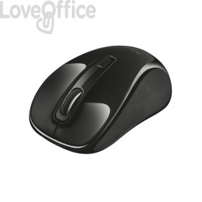 Mouse Ottico Bluetooth Xani Trust - nero - 21192