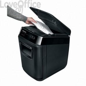 Distruggi documenti Fellowes Automax 200M - microframmenti - 2x14 mm - P-5 - 4656301