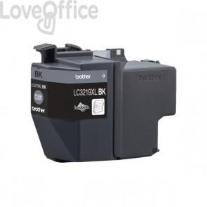 Cartuccia  Brother Originale inkjet LC-3219XLBK alta resa nero