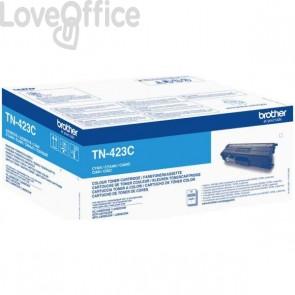 Toner Brother Originale laser TN-423C alta resa ciano