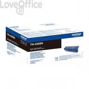 Toner Brother Originale laser TN-426BK  altissima resa nero